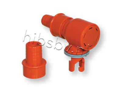 pressure relief valve los
