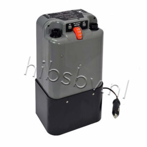 Bravo BST 800 pomp met accu