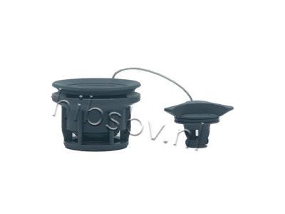 Twisting button valve ventiel Praga