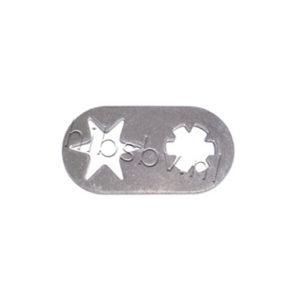Leafield sleutel valve key