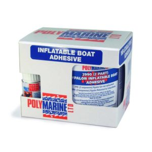 Hypalon lijm voor rubberboot van Polymarine