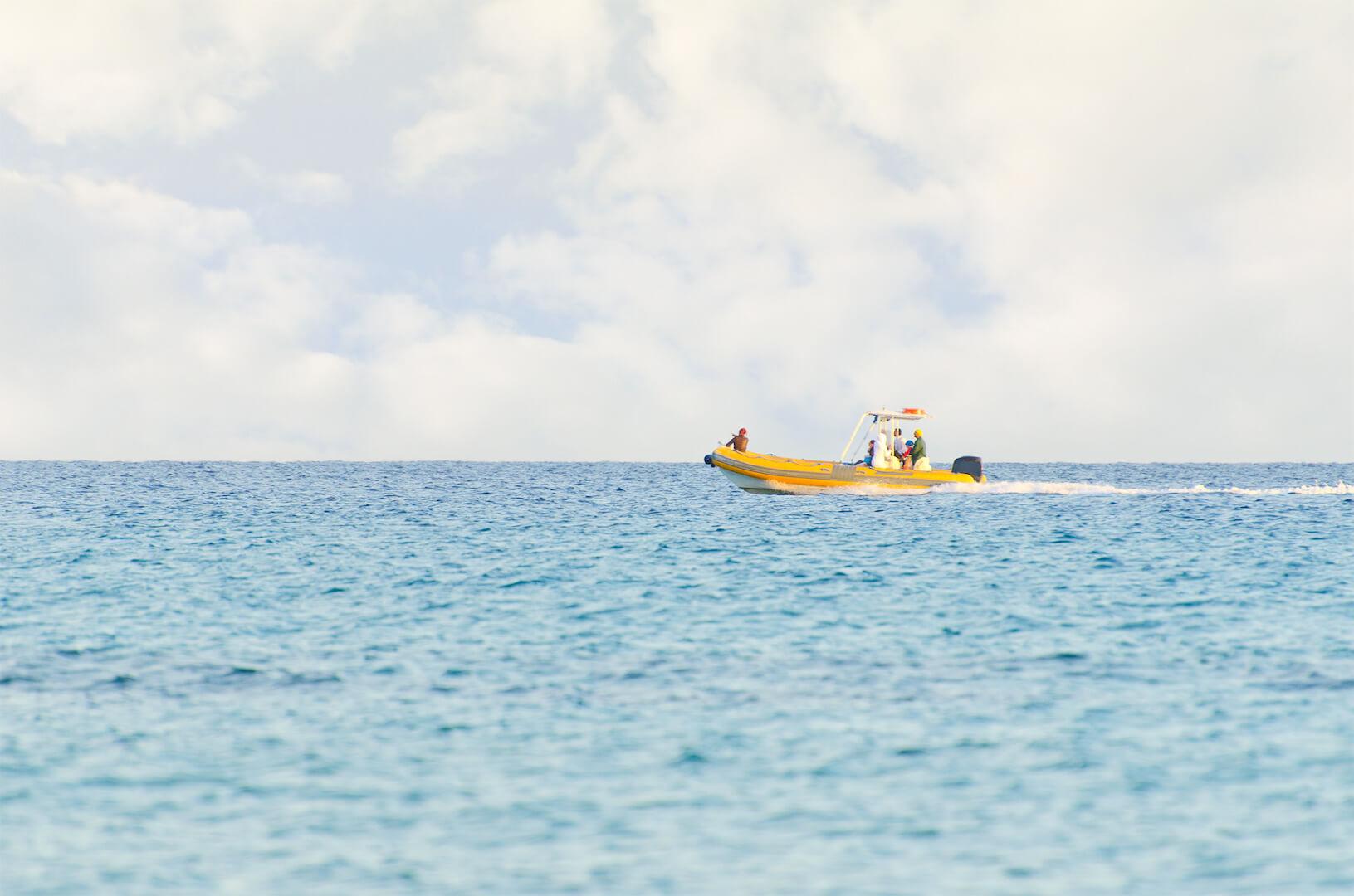 Verschil tussen RIB en rubberboot