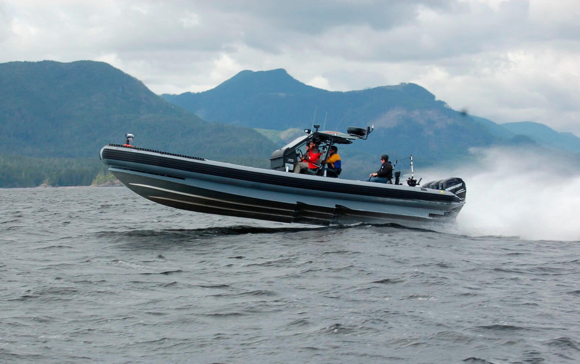Wat is een RIB boot?