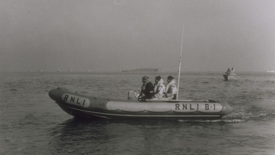 RNLI RIB Atlantic 21