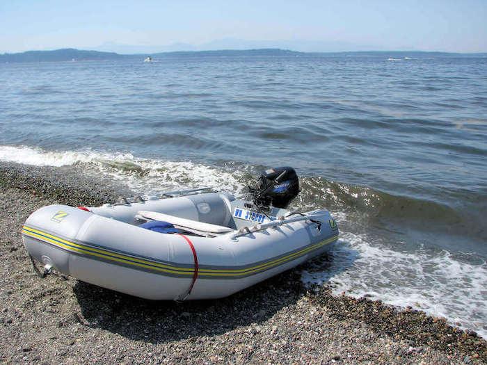 zodiac rubberboot
